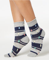 Hue Women's Lighthouse Socks