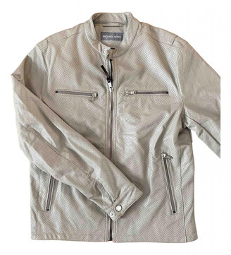 Michael Kors Beige Polyester Jackets