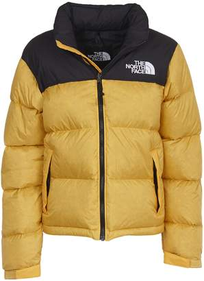 The North Face Yellow And Black 1996 Nuptse
