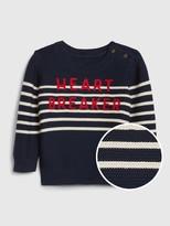 Gap Baby Heart Breaker Sweater