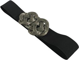 BCBGMAXAZRIA Metallic Metal Belts