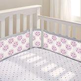 BreathableBaby Dahlia 4-Piece Mesh Crib Liner