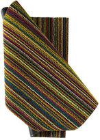 Chilewich Shag Skinny Stripe Mat in Bright Multi