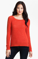 Vince Camuto Open Stitch Sweater