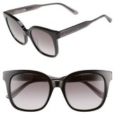 Bottega Veneta 52mm Sunglasses