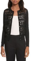 Ted Baker Women's Ellenii Circle Lace Front Cardigan