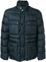Peuterey multiple pocket padded jacket