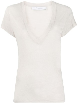 IRO Rodeo V-neck T-shirt