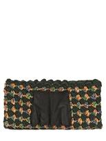 In3cci - Woven Knit Clutch