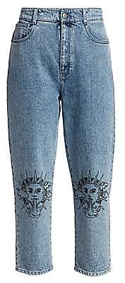 Stella McCartney Women's We Are The Weather Ankle Jeans