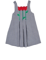 Florence Eiseman Check Tulip Dress