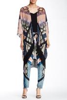 Hale Bob Fringe Kimono