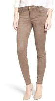 KUT from the Kloth Women's Mia Faux Suede Skinny Jeans