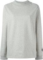 Nike Nikelab Essentials fleece mock neck sweatshirt
