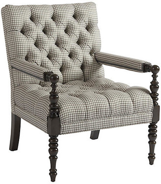 Barclay Butera Belcourt Tufted Accent Chair - Taupe