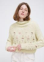 Rachel Comey Ecru Tigris Sweater