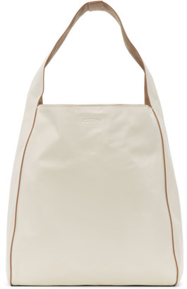 Joseph Off-White Small Slouch Tote