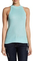 Cotton Emporium Mock Neck Tank