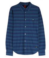 Missoni Embossed Zigzag-Stripe Shirt