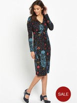 Joe Browns Eye Catching Print Dress