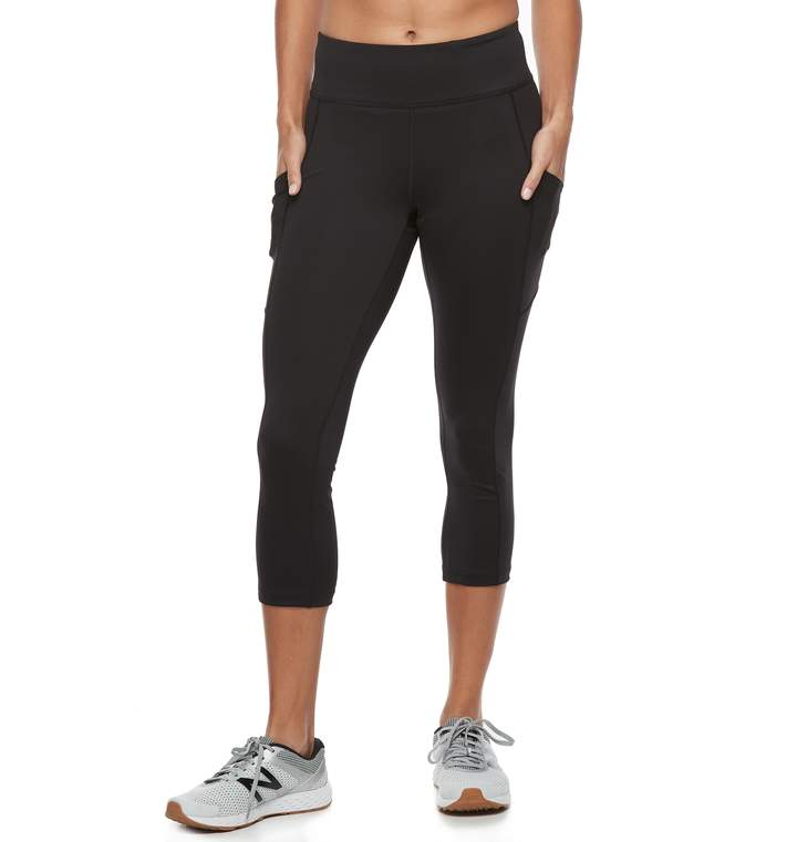 Tek Gear Women's Side-Pocket Capris