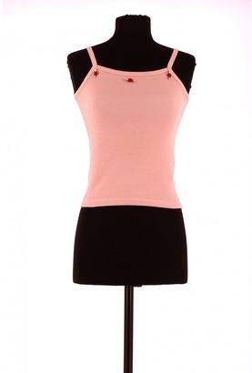 Comptoir des Cotonniers Pink Cotton Top for Women