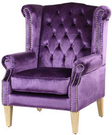 Violet & Oak Duke Wingback Armchair