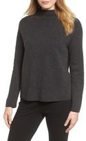 Eileen Fisher Women's Funnel Neck Sweater