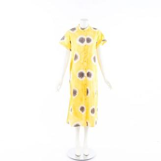 Sea New York Yellow Cotton Dresses