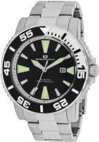 Oceanaut Mens Silver Tone Bracelet Watch-Oc2911