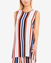 Vince Camuto Striped Tunic