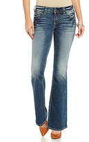 Silver Jeans Co. Suki Mid-Rise Stretch Denim Bootcut Jeans