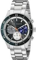 Ted Baker Men's TE3059 Dress Sport Analog Display Japanese Quartz Watch