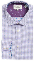 Ted Baker Checked Dress Shirt
