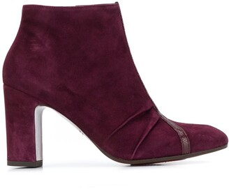 Chie Mihara Erina y-strap ankle boots