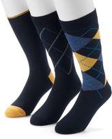 Dockers Men's Argyle 3-pk. Dress-Casual Socks