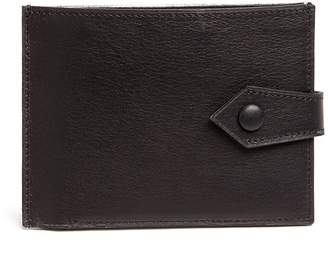 Maison Margiela Leather Fold Card Wallet