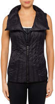 Calvin Klein Down Filled Drama Collar Vest