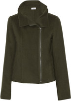 Vince Wool-blend jacket