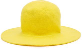 Federica Moretti Felt Sun Hat