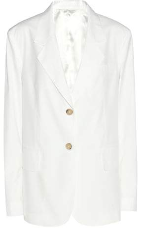 Acne Studios Aries cotton blazer