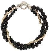 Andrea D'amico beaded multi string bracelet