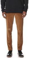 MSGM Distressed Corduroy Pants