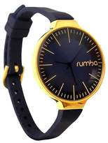 RumbaTime Women's Orchard Gold Watch