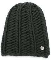 Lost & Found Ria Dunn - knitted beanie - men - Nylon/Wool - S