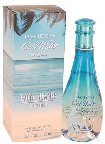Davidoff Cool Water Exotic Summer for Women Eau de Toilette Spray
