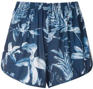 Lee Lygia & Nanny printed shorts