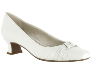 Easy Street Shoes Waive Square Toe Pump - Multiple Widths Available