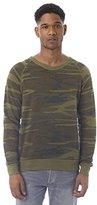 Alternative Men's Printed Champ Long-Sleeve Top
