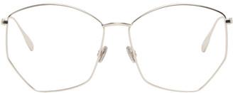 Christian Dior Silver Stellaire4 Glasses